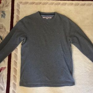 Gray Tommy Hilfiger sweater